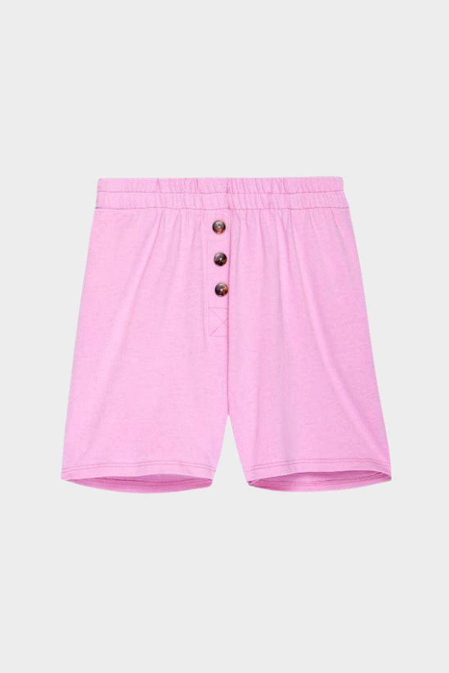 DONNI. Henley Short - Flamingo