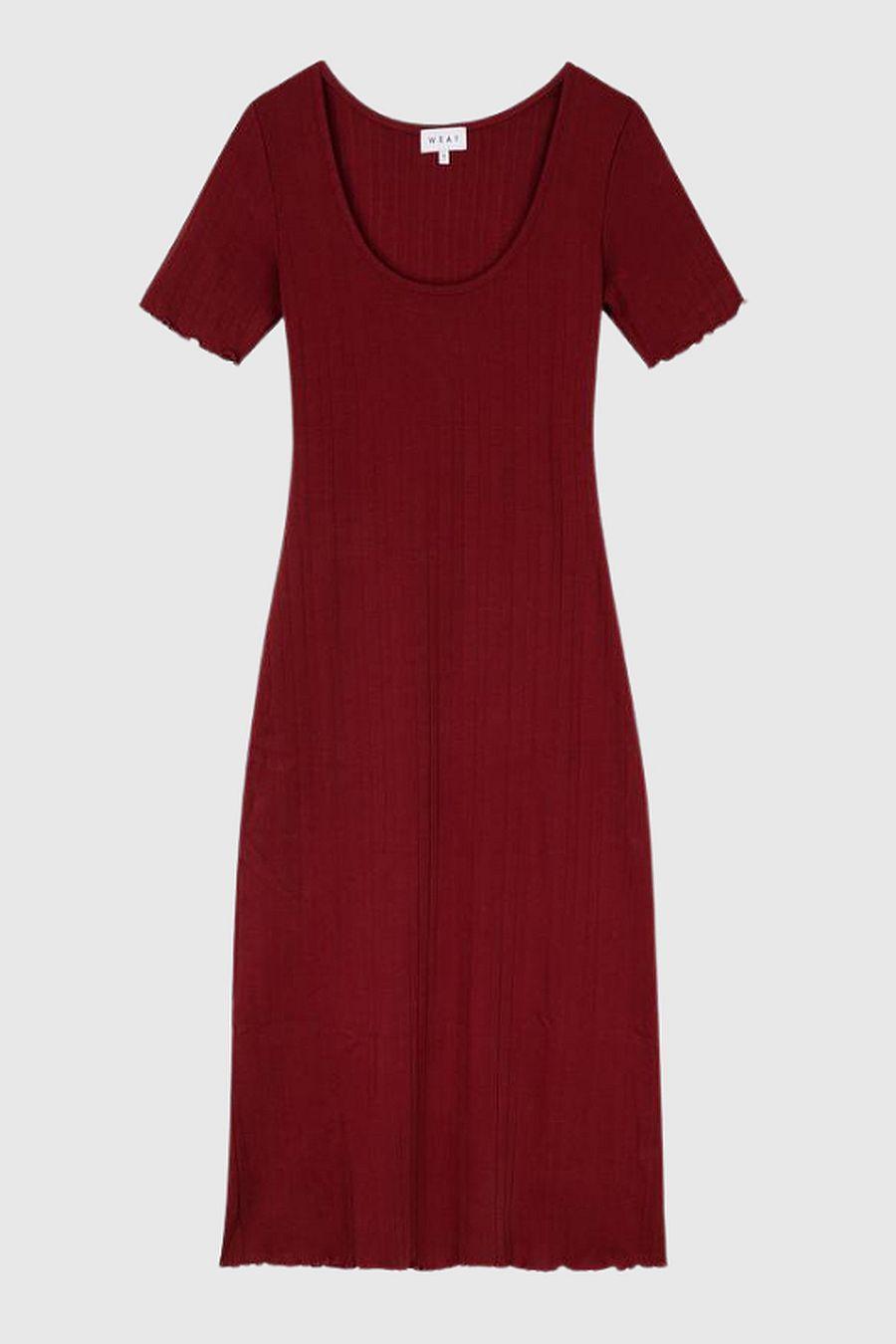 Wray NYC Keller Dress - Port