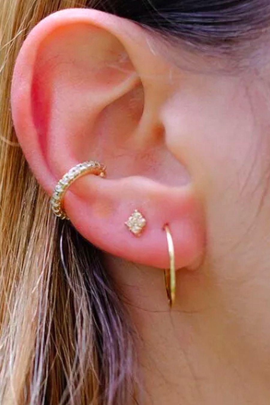 Oma The Label The Neumi Ear Cuff - Plain