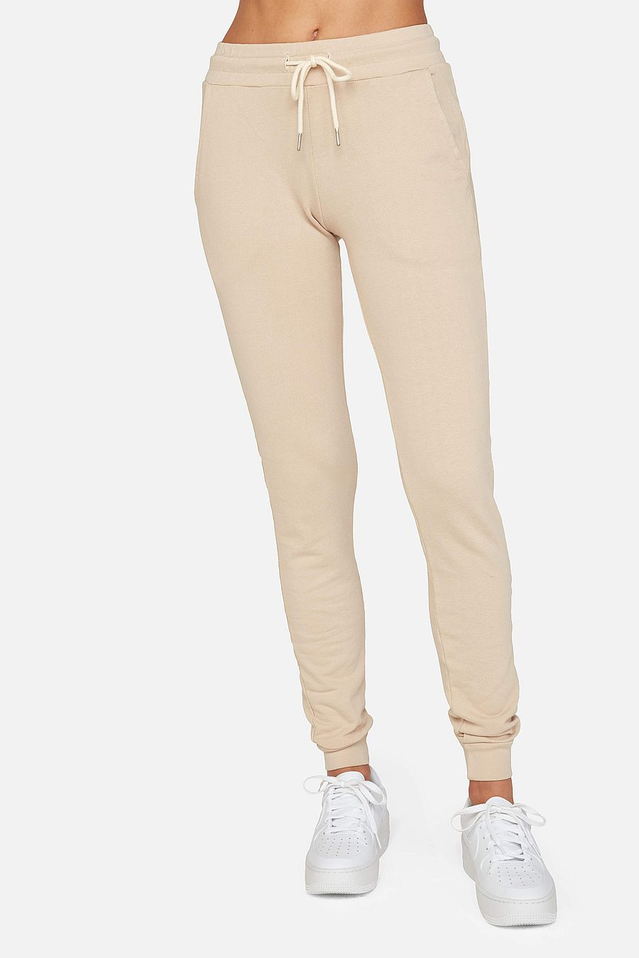 MATE The Label Organic Terry Classic Jogger - LATTE