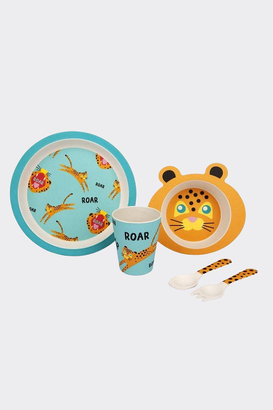 Sunny Life Eco Kids Meal Kit Jungle