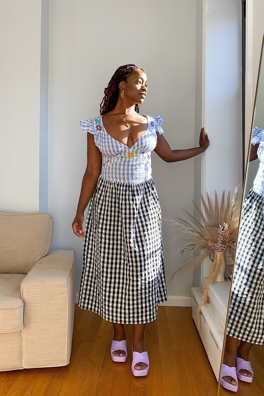 Tach Clothing Ilena Dress