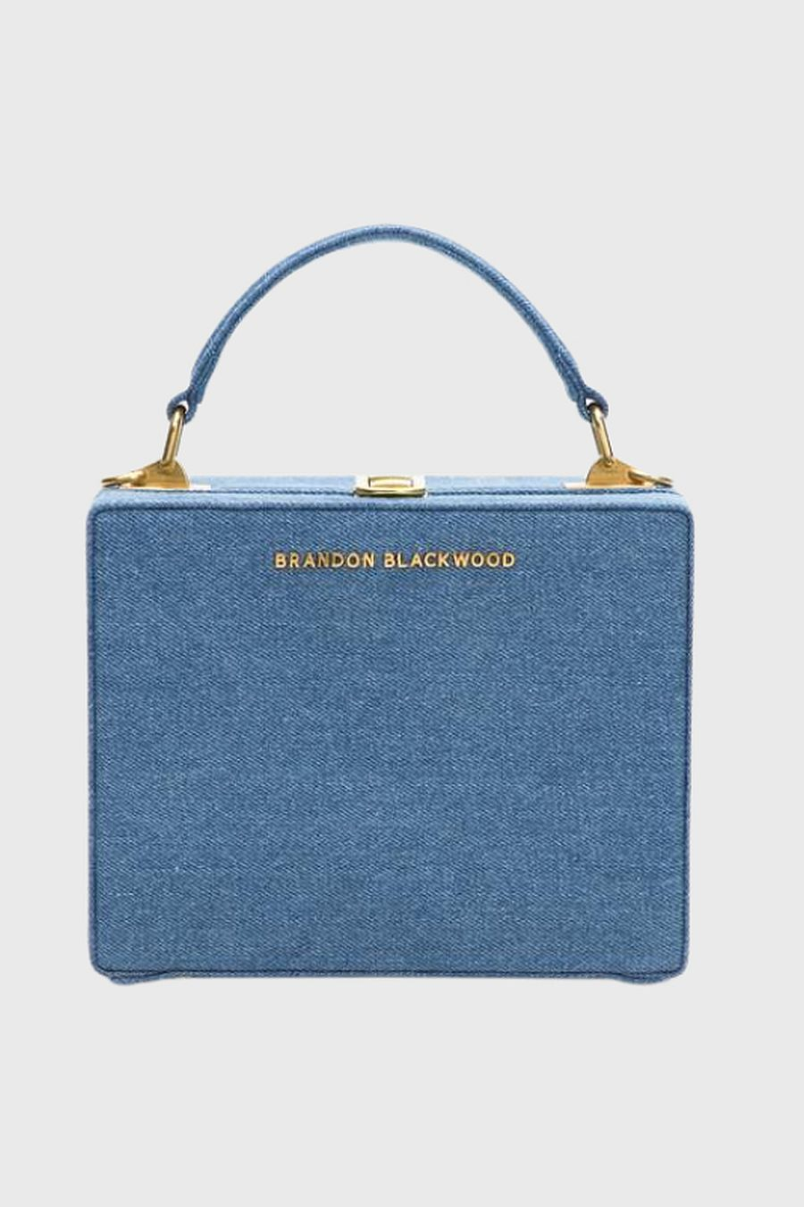 Brandon Blackwood Kendrick Trunk - 90s Blue Denim