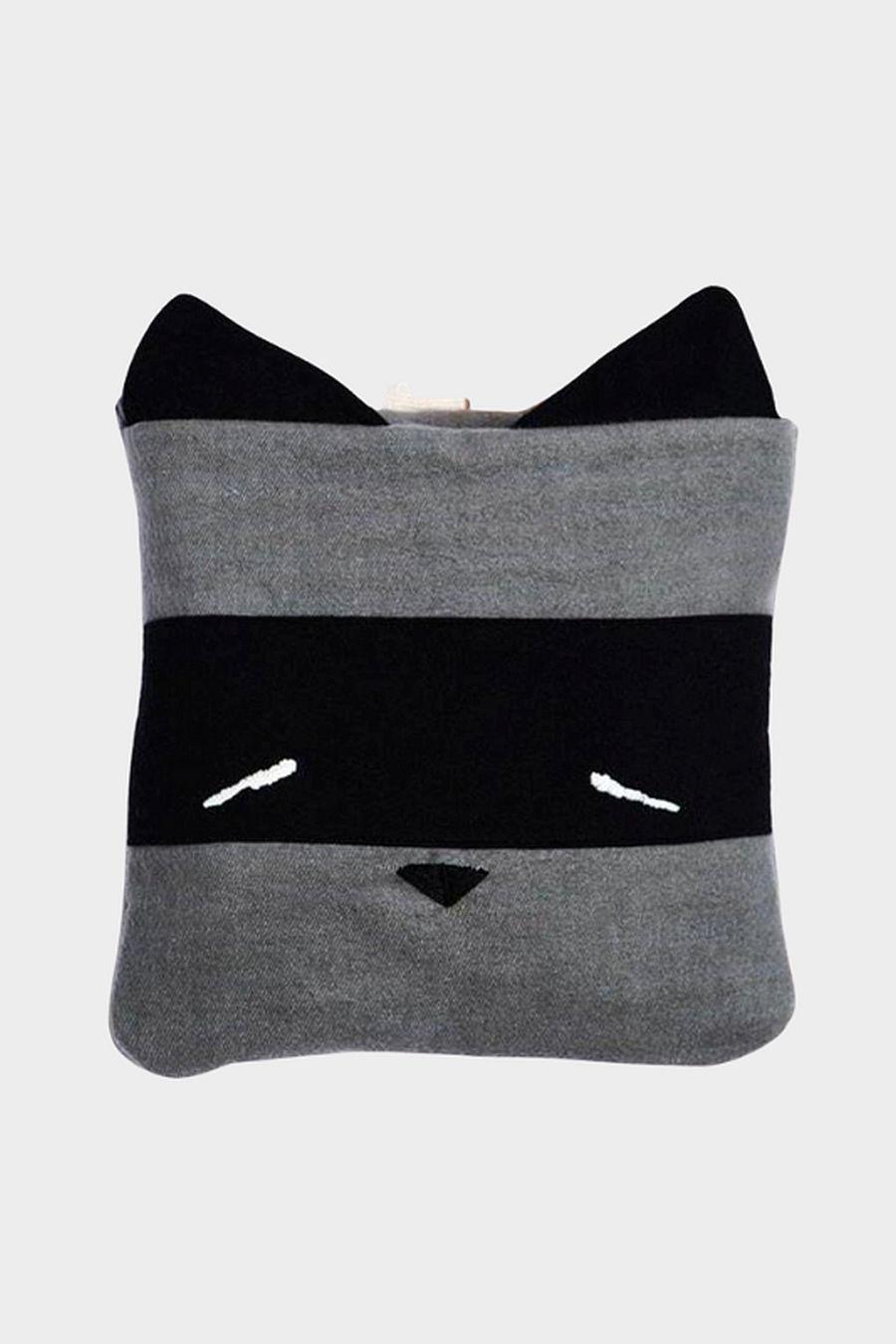 Ellie Funday Lewis The Raccoon Nomad Travel Blanket