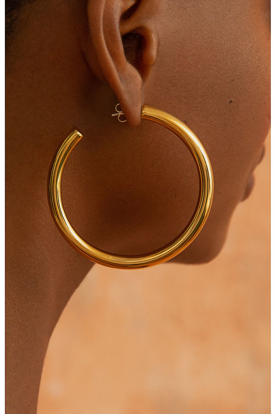 Oma The Label The Bente Hoops - Large