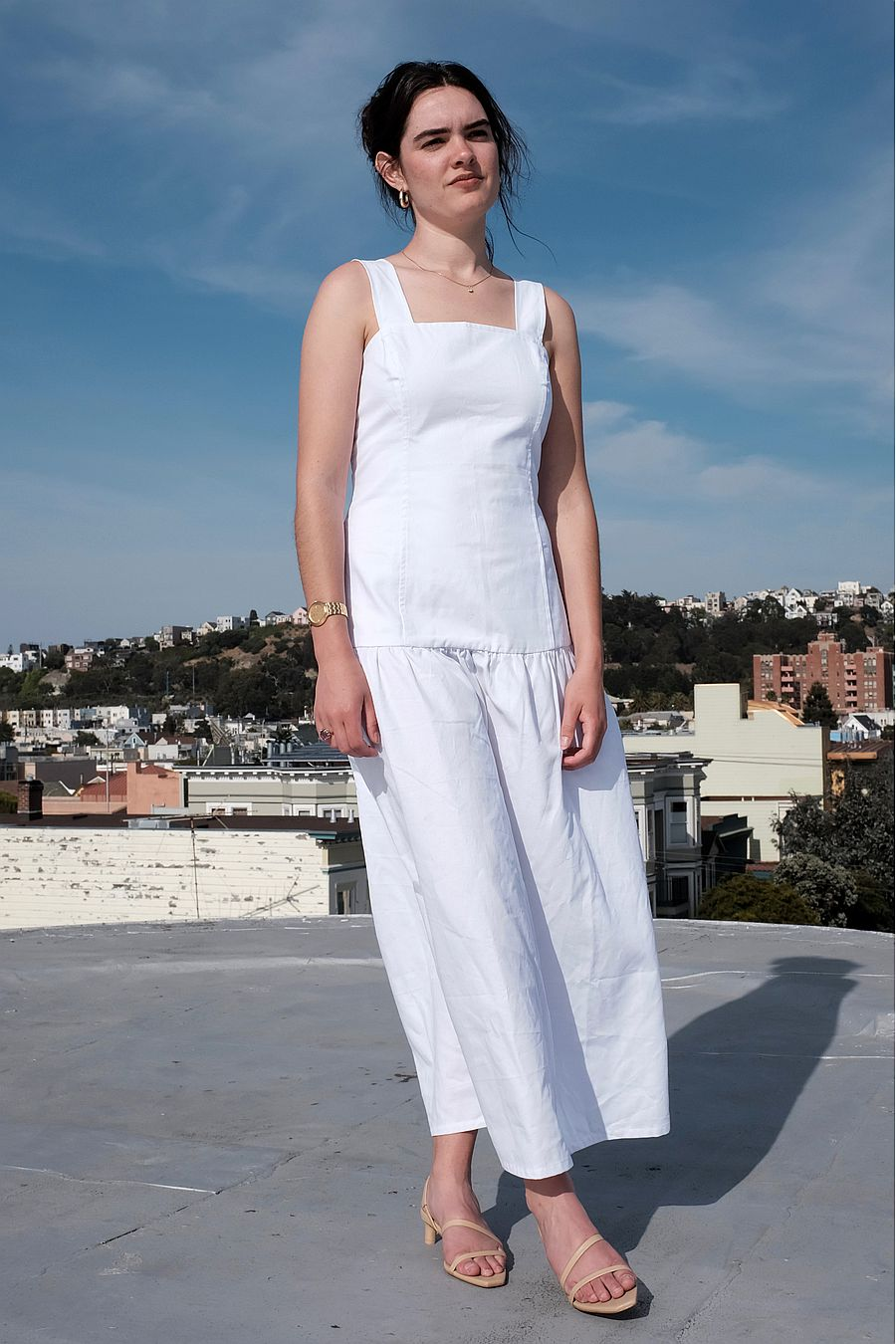 Tach Clothing Cloti Cotton Dress