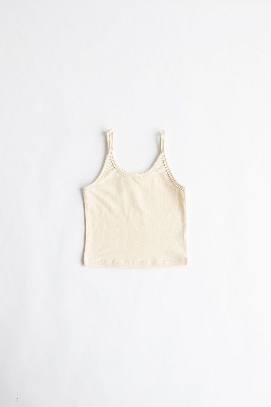 ARQ Crop Tank - Cotton