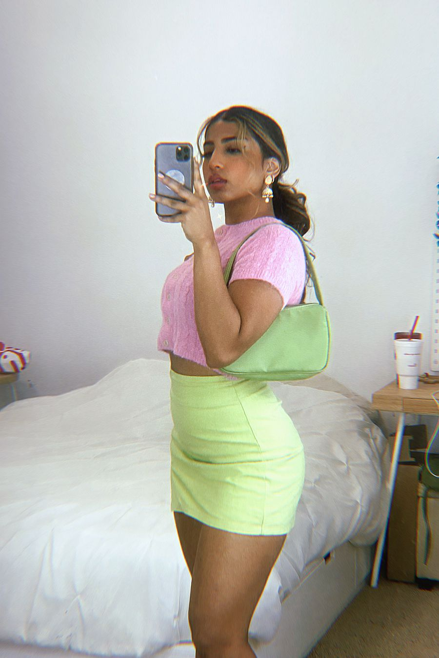 Tach Clothing Dalia Knit - Pink