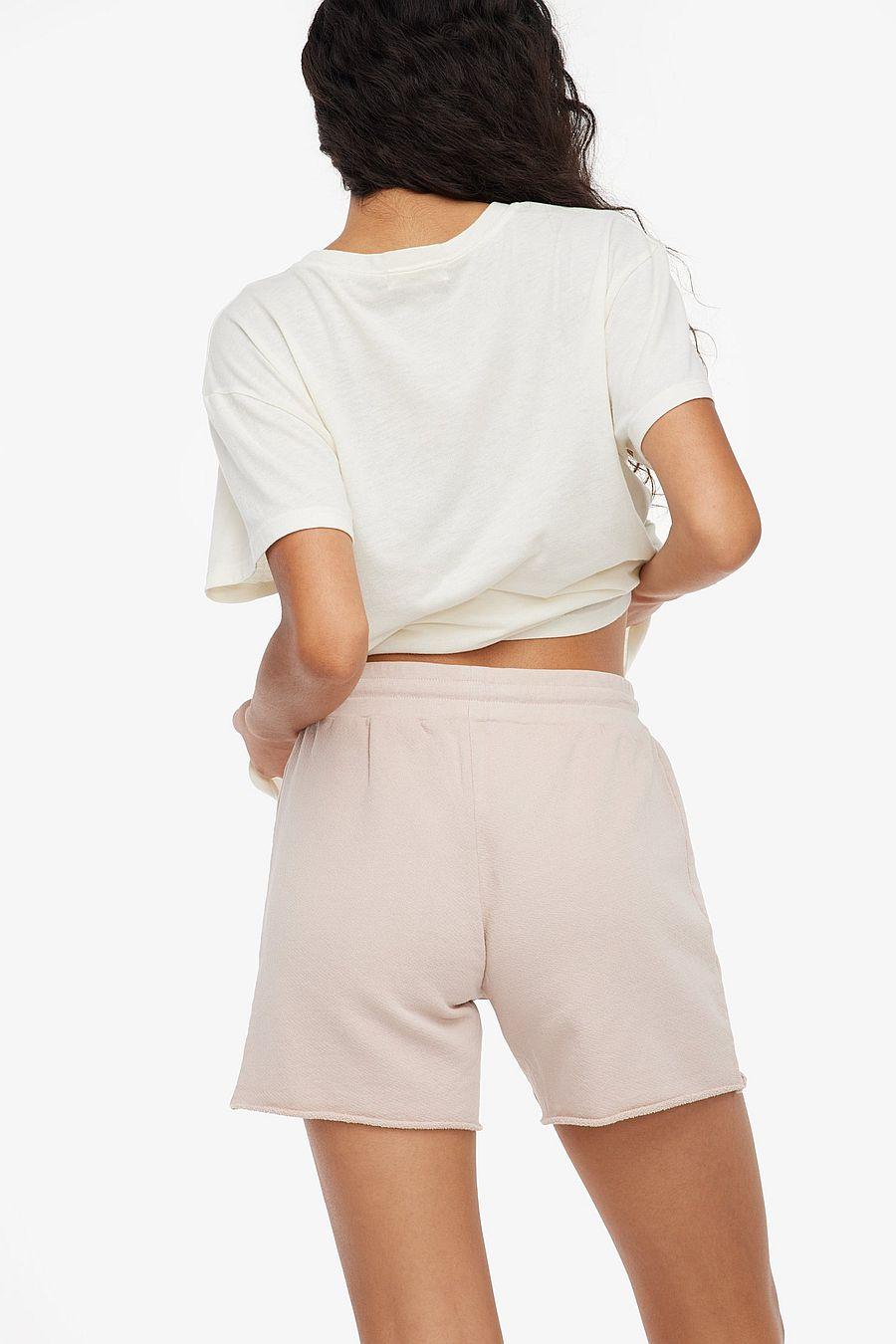 LACAUSA Clothing Slater Sweatshorts - Shroom