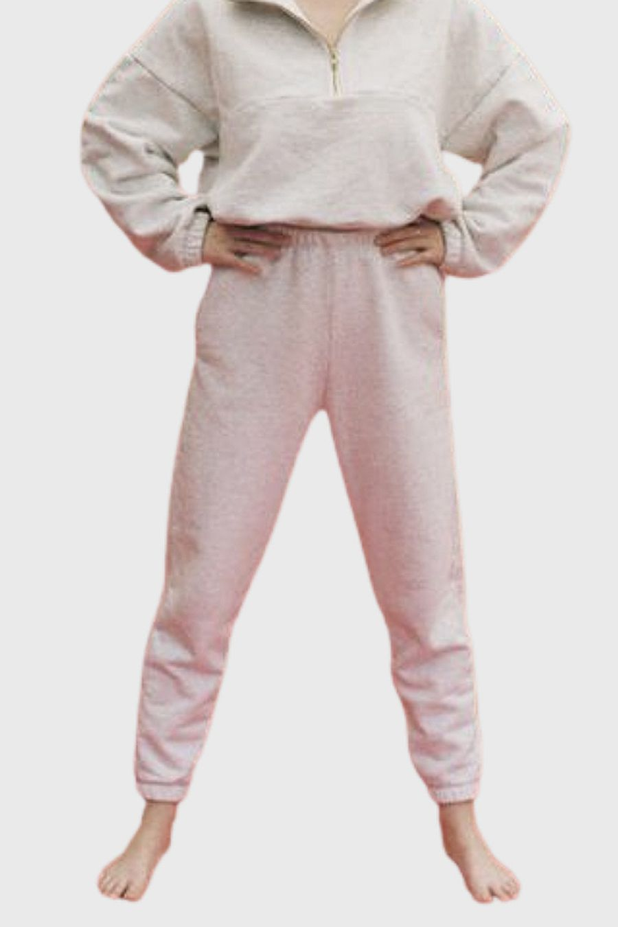 Gil Rodriguez Beachwood sweatpants - Ash Grey