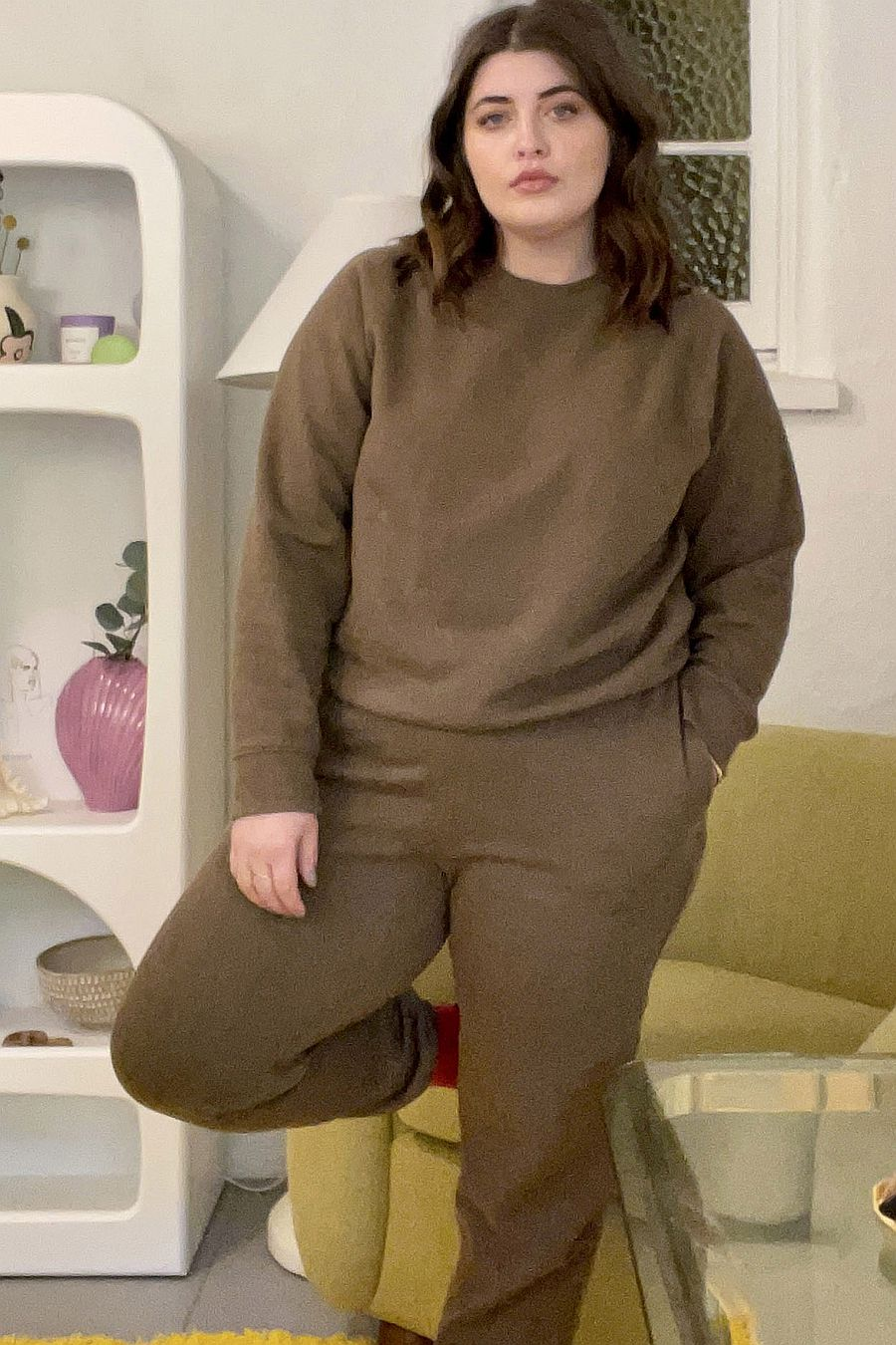 Richer Poorer Recycled Fleece Sweatpant - Cub