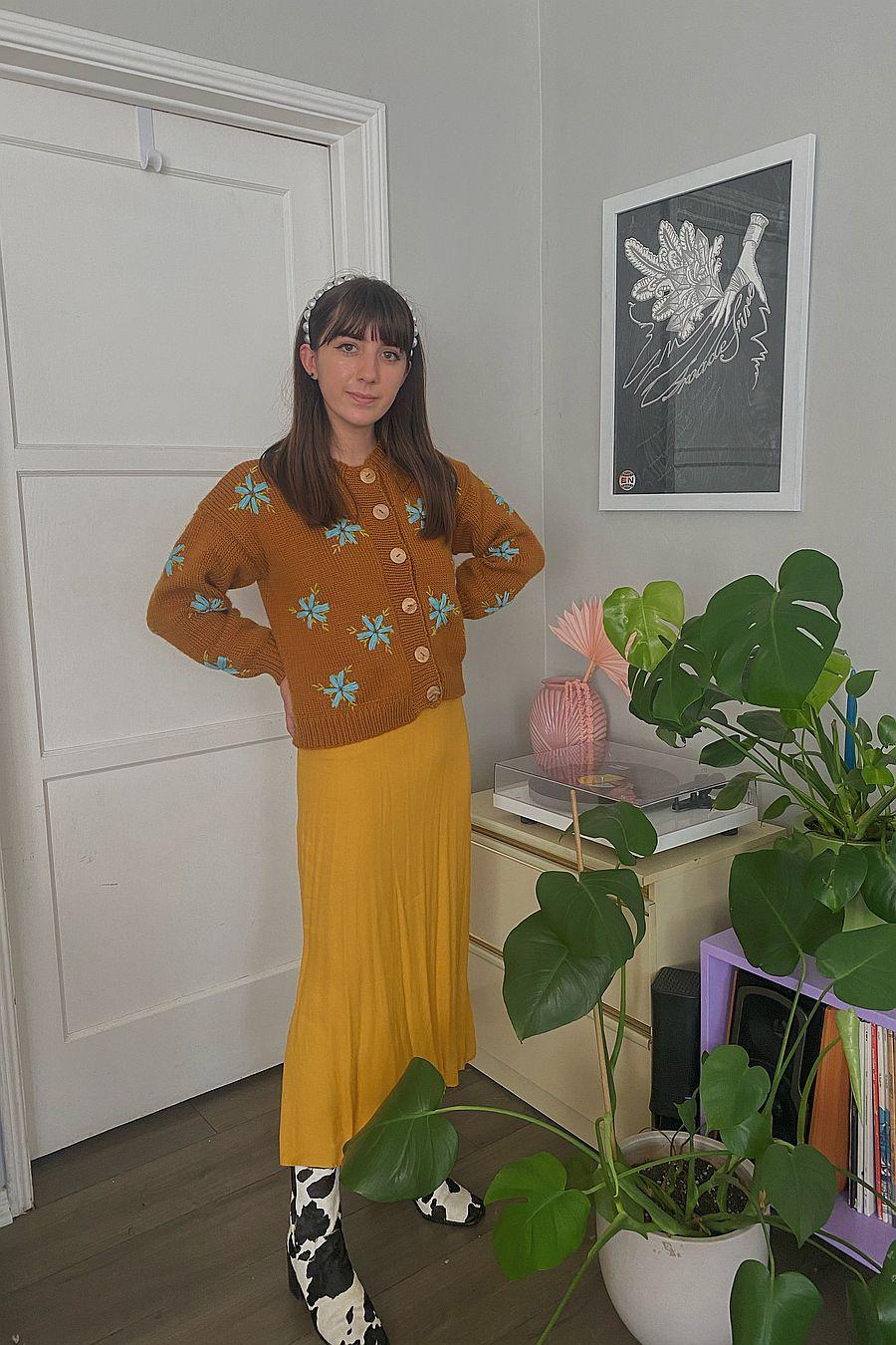Tach Clothing Lucero Cardigan
