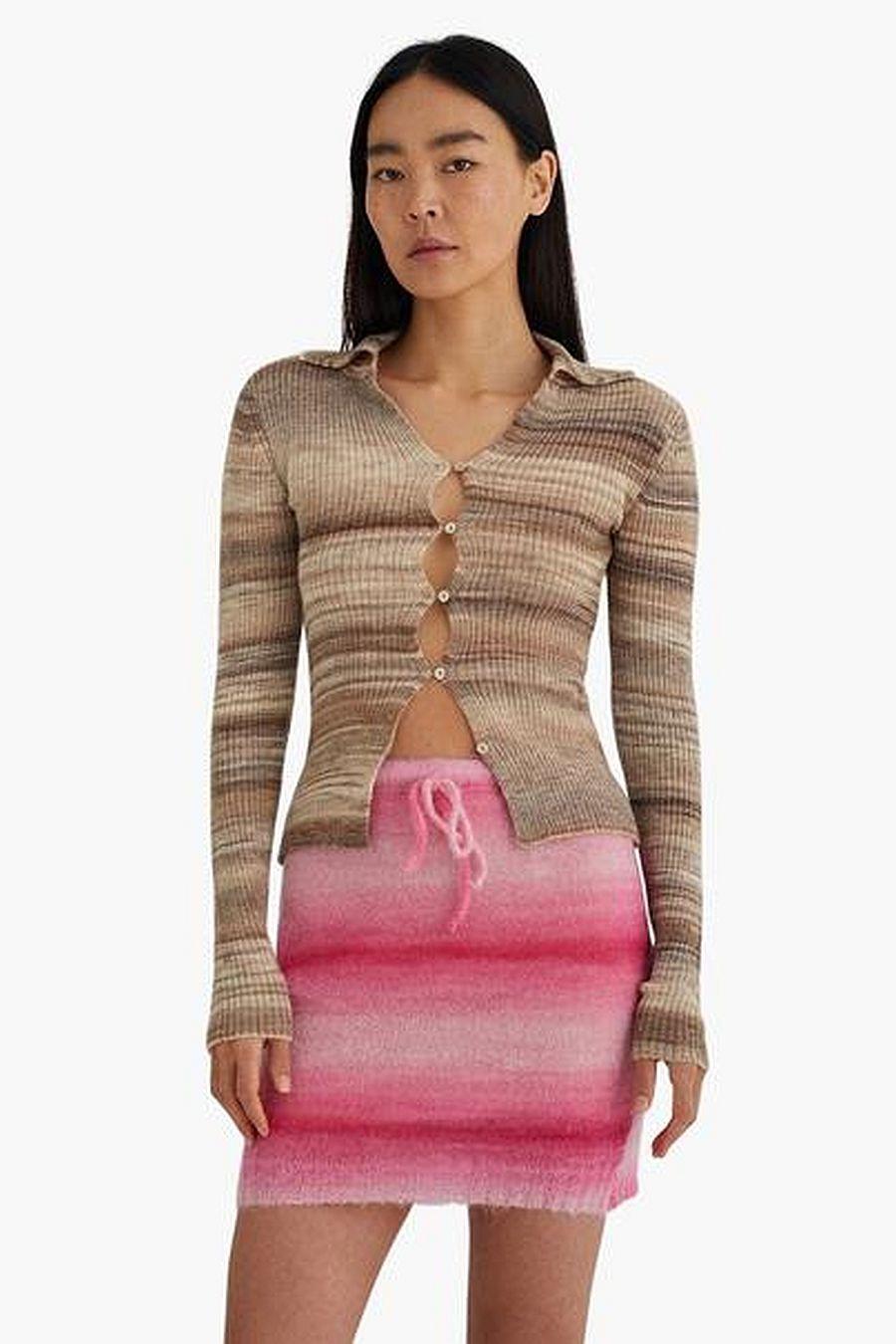 Paloma Wool Avelina Shirt - Light Brown