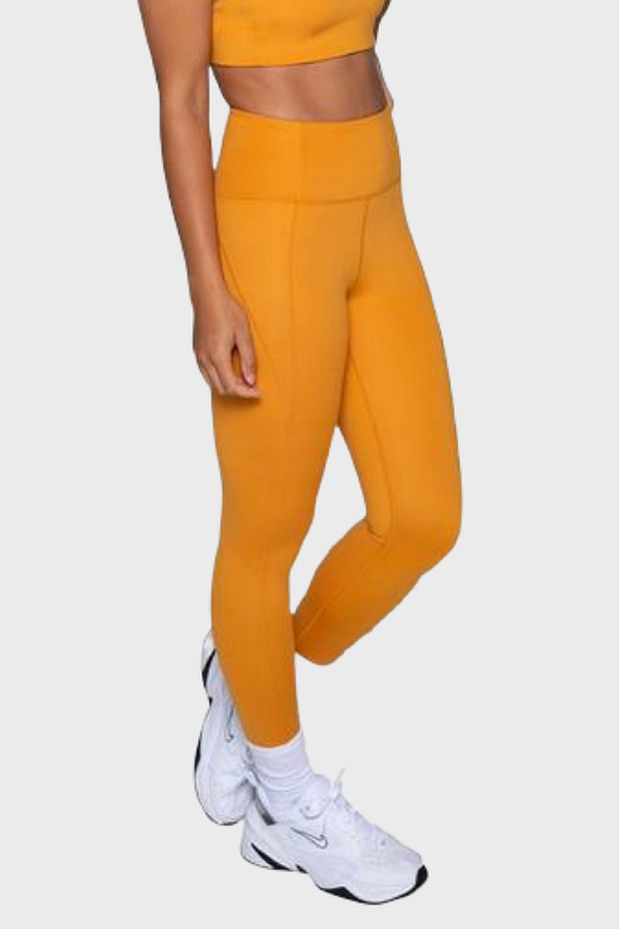 "Girlfriend Collective Honey Compressive Legging (28.5"")"