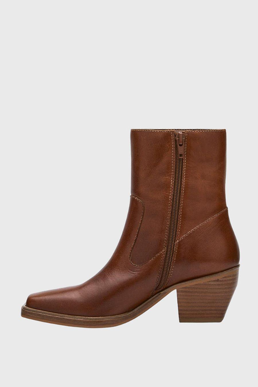 Matisse Footwear Ezra Western Boot - tan