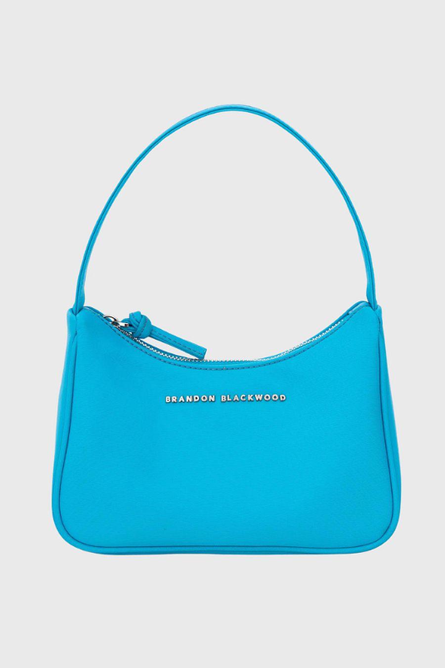 Brandon Blackwood Syl Bag - Baby Blue Nylon