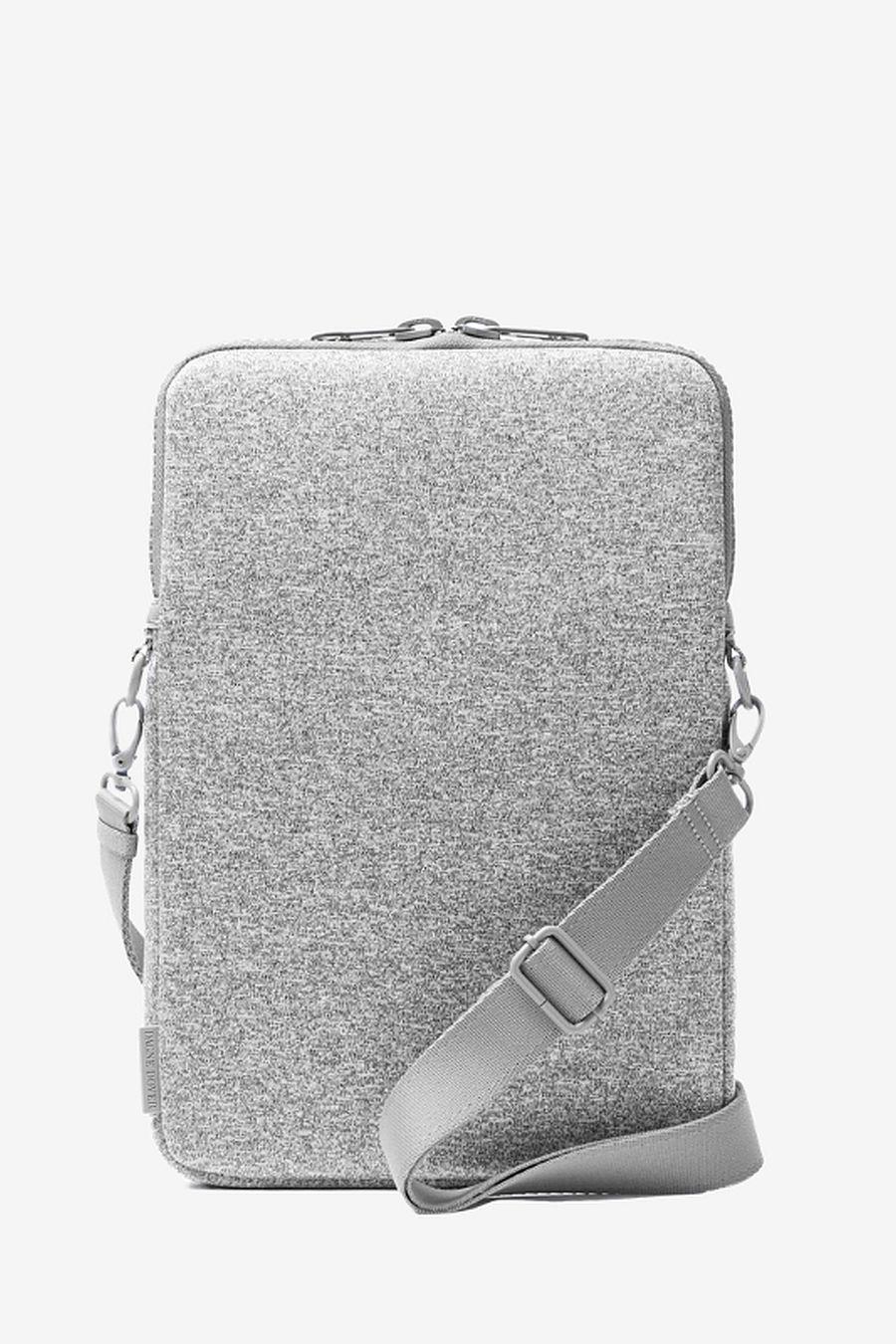 """Dagne Dover 13"""" Laptop Sleeve - Heather grey"""