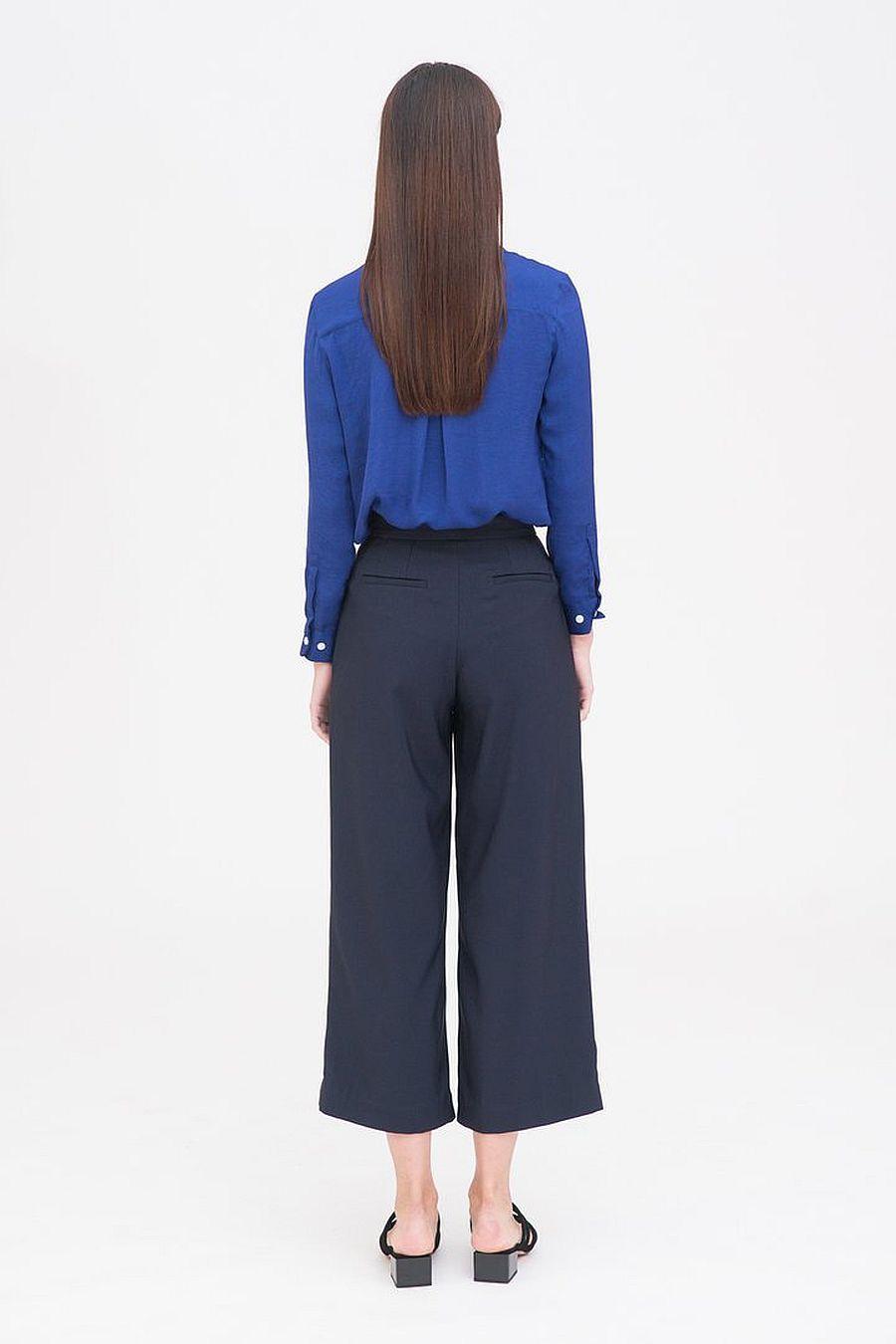 Hher Straight Fit Shirt - Blue