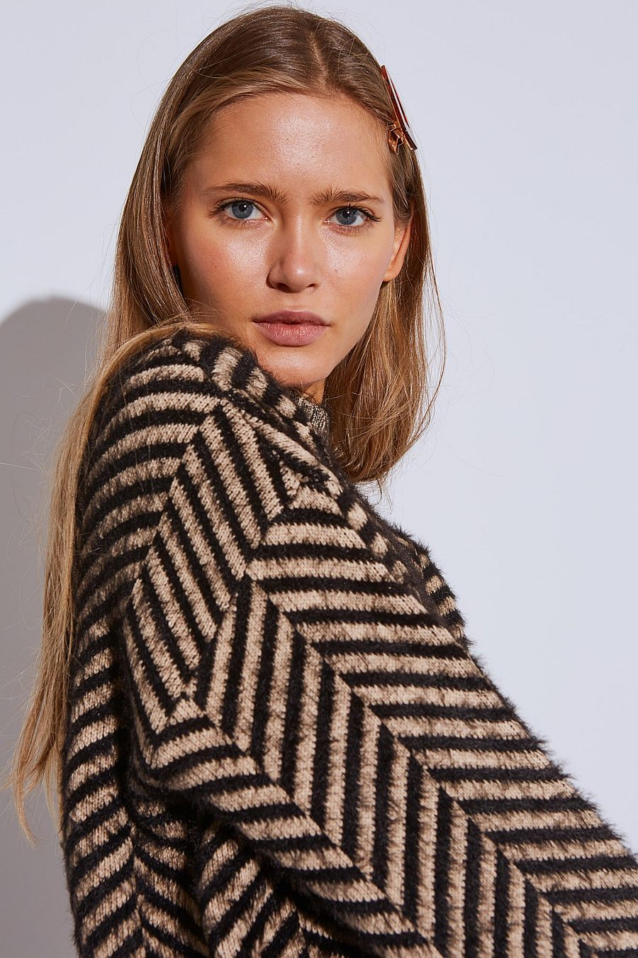C/MEO Stuck On You Knit Jumper