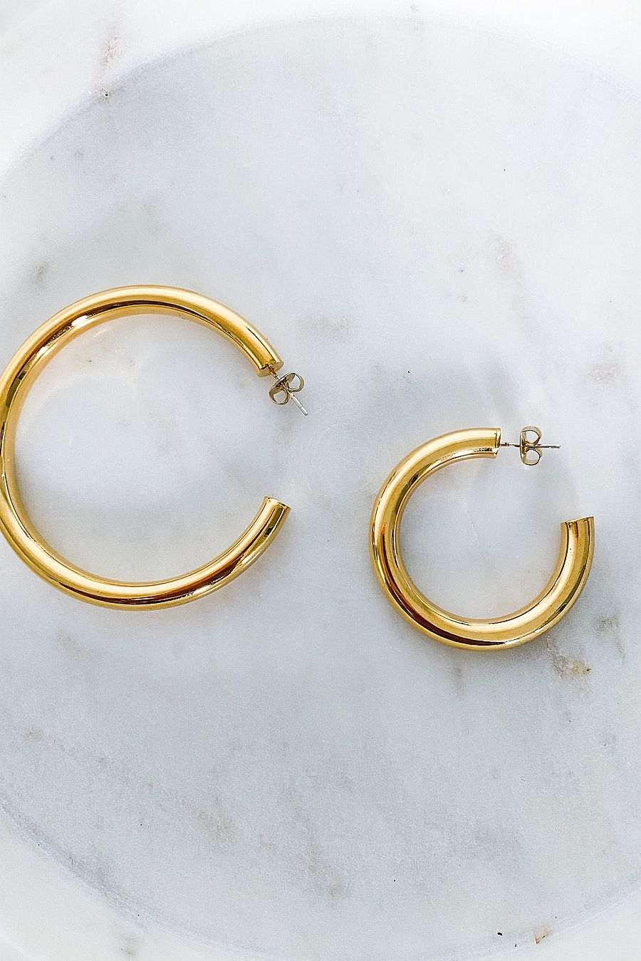 Oma The Label The Bente Hoops - Small