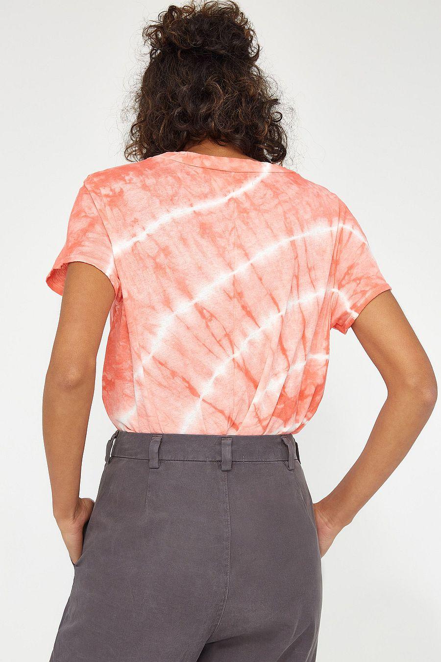 LACAUSA Clothing Frank Tee - Grapefruit