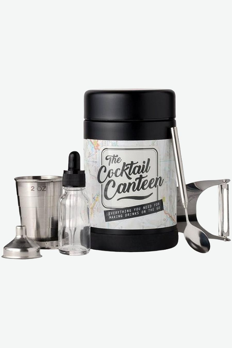 W&P Cocktail Canteen