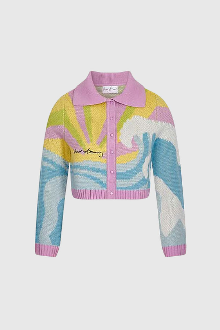 House Of Sunny High Tide Cardigan